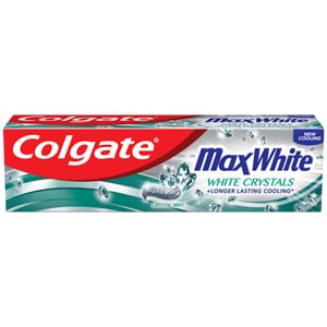 Colgate Max White White Crystals 75 Ml