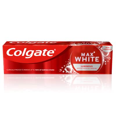 Colgate® Max White Luminous Whitening Pasta Za Zube 75ml